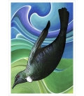Tui in Flight: Card