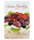 Pavlova (Seasons Greetings): Card