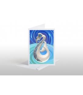 Te Manaia: Card