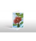 Pohutukawa Flower (Merry Christmas): Card
