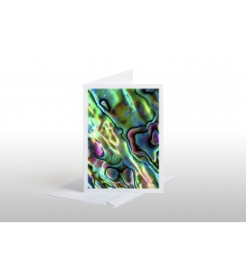 Paua Patterns 2: Card