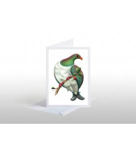 Kereru: Card