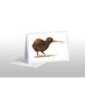 Brown Kiwi : Card