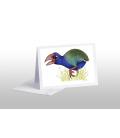 Takahe: Card
