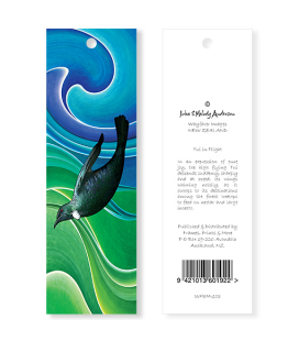 Tui in Flight Bookmark