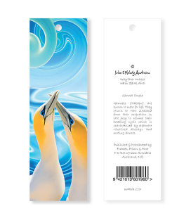 Gannet Couple Bookmark